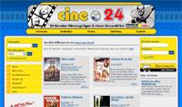 cine-24 und monte video - Konventionelle- und Automatenvideothek