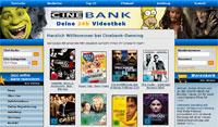 Cinebank Video 24 München Denning - Automatenvideothek