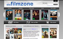 Die Filmzone - konventionelle Videothek
