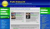 P&K-Video24 Mühlacker - Automatenvideothek