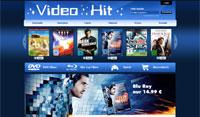 Video Hit Singen - konventionelle Videothek