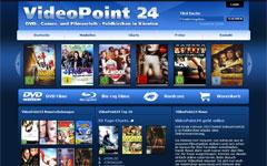 Videopoint24 Feldkirchen - Automatenvideothek