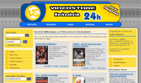 Videostore Hockenheim - Automatenvideothek