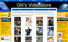 Olli's Videostore Kiel - Automatenvideothek