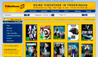 VideoStore Trossingen - Automatenvideothek