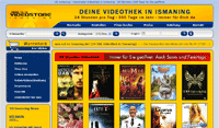Videostore Ismaning - Automatenvideothek